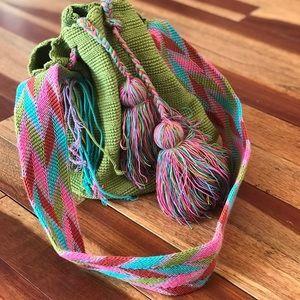Handbags - SOLD Handbag Handcrafted by wayuu indigenous
